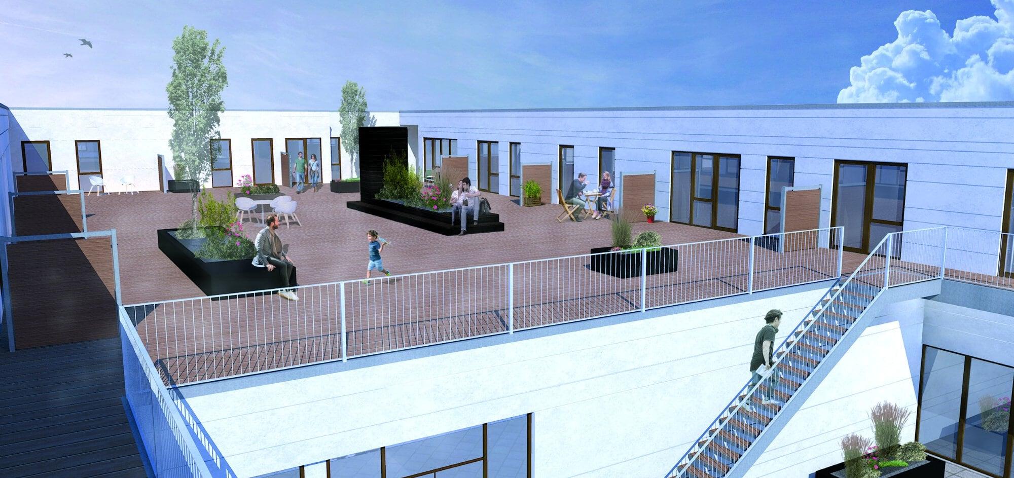 Udviklingen fortsætter i Sct. Jørgens Park